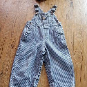 Boys OshKosh overalls size 24 months
